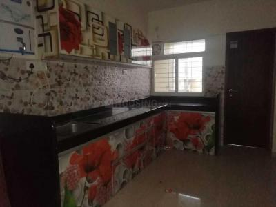 Gallery Cover Image of 600 Sq.ft 1 BHK Apartment for rent in Dhanori for 13500