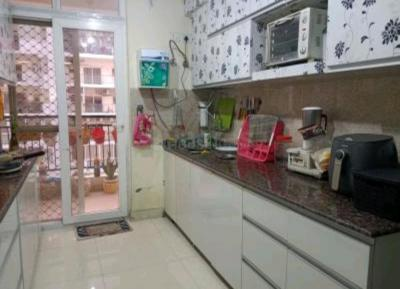 Gallery Cover Image of 1895 Sq.ft 3 BHK Apartment for rent in Agarwal Aditya Mega City, Vaibhav Khand for 26000