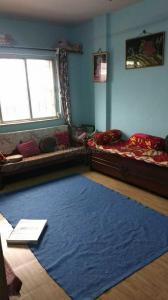 Gallery Cover Image of 604 Sq.ft 1 BHK Apartment for rent in Nirmal Park, Bibwewadi for 14000