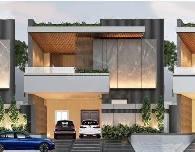 Gallery Cover Image of 2500 Sq.ft 3 BHK Villa for buy in Indresham for 10500000