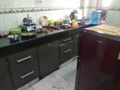 Kitchen Image of Naresh PG in Patel Nagar