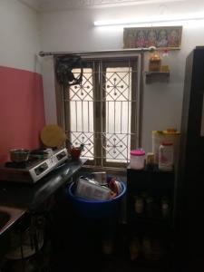 Kitchen Image of Shakthi Rooms in Nungambakkam