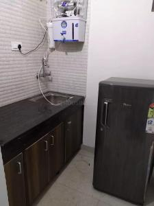 Gallery Cover Image of 650 Sq.ft 1 RK Independent Floor for rent in Sushant Lok I for 13000