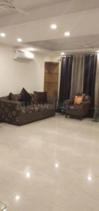 Gallery Cover Image of 1600 Sq.ft 2 BHK Independent Floor for rent in Chirag Dilli for 45000