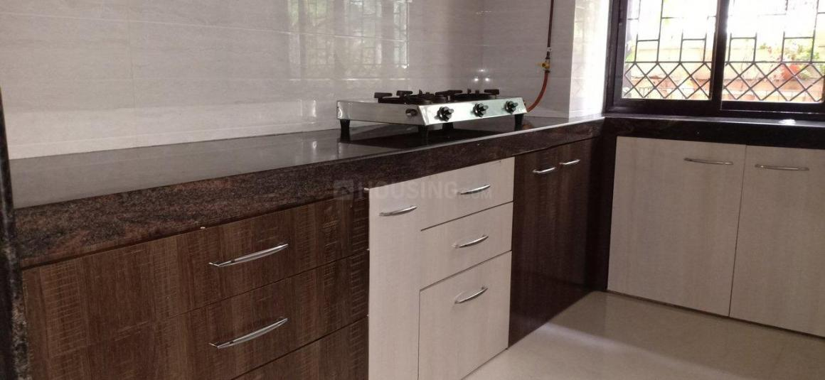 Kitchen Image of 2500 Sq.ft 3 BHK Independent House for buy in Kopar Khairane for 25000000
