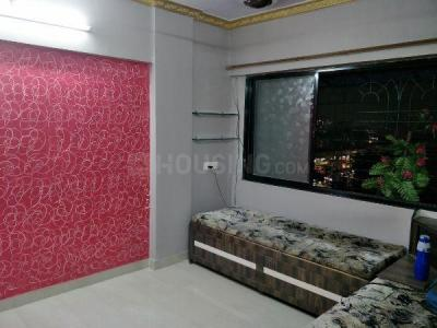 Gallery Cover Image of 525 Sq.ft 1 BHK Apartment for rent in Dhanlaxmi Cooperative Housing Society, Asalpha for 28000