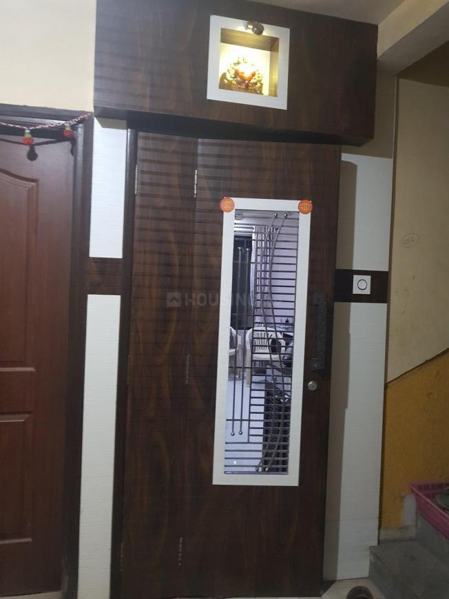 Bedroom Image of 620 Sq.ft 1 BHK Independent House for buy in Thane West for 6700000