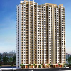 Gallery Cover Image of 700 Sq.ft 1 BHK Apartment for buy in Dynamic Crest Phase I Rimo Everest, Khidkali for 3600000