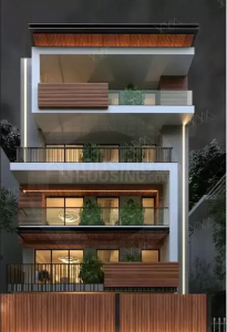Gallery Cover Image of 2430 Sq.ft 4 BHK Independent Floor for buy in Anand Niketan for 55000000