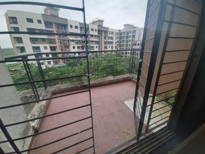 Gallery Cover Image of 610 Sq.ft 1 BHK Apartment for rent in Utsav Apartment, Vasai East for 8000