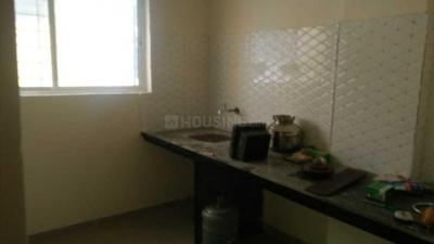 Gallery Cover Image of 688 Sq.ft 1 BHK Apartment for rent in Karve Nagar for 12000
