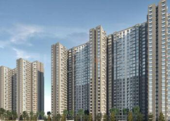 Gallery Cover Image of 1157 Sq.ft 3 BHK Apartment for buy in Godrej Ananda, Bagaluru for 6399000