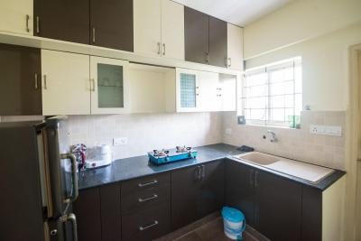 Kitchen Image of PG 4642121 Whitefield in Whitefield