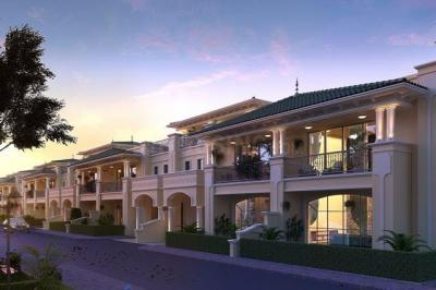 Gallery Cover Image of 8200 Sq.ft 4 BHK Villa for buy in ATS Pristine Golf Villas Phase I, Sector 150 for 64000000