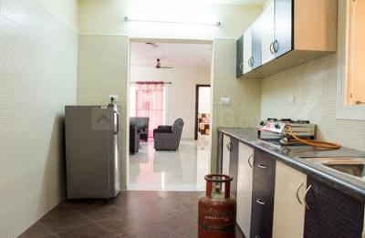 Kitchen Image of Shobha City Casa Serenita Wing 2 A 2162 in Jakkur