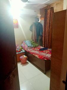 Bedroom Image of Vijay PG in Sheikh Sarai