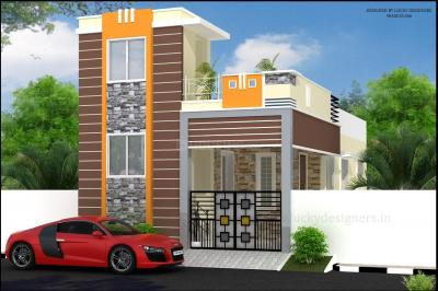 Gallery Cover Image of 1053 Sq.ft 2 BHK Independent House for buy in Gerugambakkam for 7500000