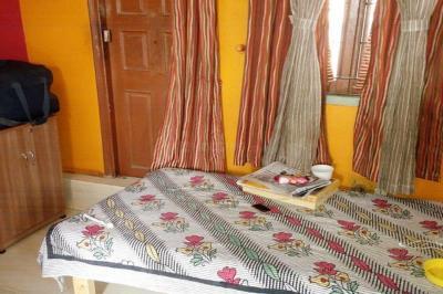 Bedroom Image of PG 5498560 Dhakuria in Dhakuria