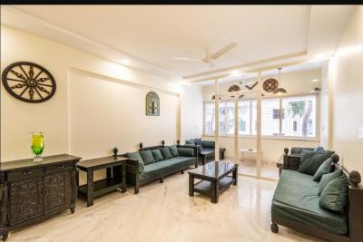 Gallery Cover Image of 1280 Sq.ft 2 BHK Apartment for rent in Juhu Anmol, Juhu for 91000