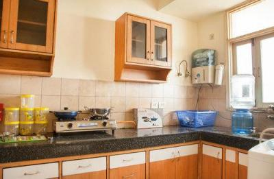 Kitchen Image of Yadav House City Heights in Sector 38