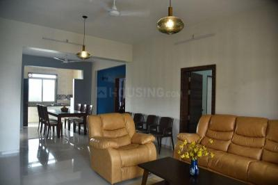 Gallery Cover Image of 10000 Sq.ft 3 BHK Villa for rent in Cosmos Hawaiian, Thane West for 100000