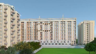 Gallery Cover Image of 940 Sq.ft 2 BHK Apartment for buy in Goel Ganga Ganga Amber II, Tathawade for 6500000