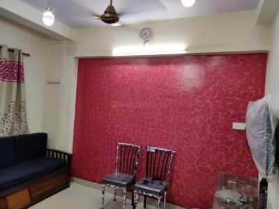 Gallery Cover Image of 400 Sq.ft 1 RK Independent Floor for rent in Airoli for 12500