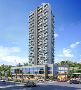 Gallery Cover Image of 700 Sq.ft 1 BHK Apartment for buy in Sai Plaza, Bhayandar East for 5960577