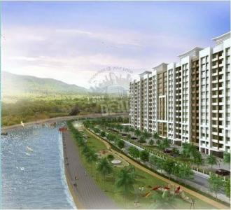 Gallery Cover Image of 1100 Sq.ft 2 BHK Apartment for buy in Kalpataru Riverside, Panvel for 9000000