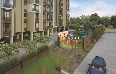 Gallery Cover Image of 1410 Sq.ft 3 BHK Apartment for buy in Goyal Orchid Divine, Bopal for 6500000