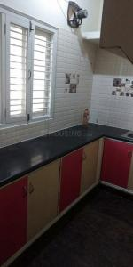 Gallery Cover Image of 450 Sq.ft 1 BHK Independent Floor for rent in Kaggadasapura for 8500