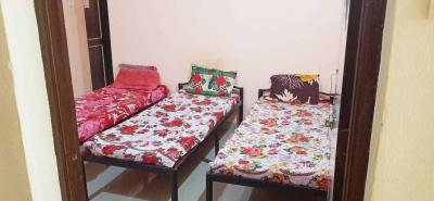 Bedroom Image of Gagan PG in Kharadi