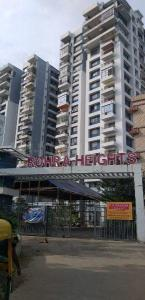 Gallery Cover Image of 1450 Sq.ft 3 BHK Apartment for rent in Rohra Heights, New Town for 15000