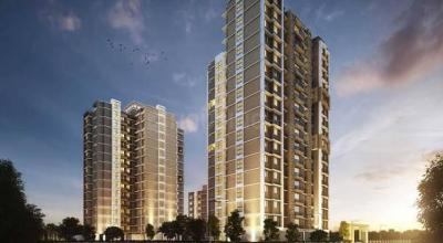 Gallery Cover Image of 600 Sq.ft 1 BHK Apartment for buy in Raunak Unnathi Woods, Kasarvadavali, Thane West for 5700000