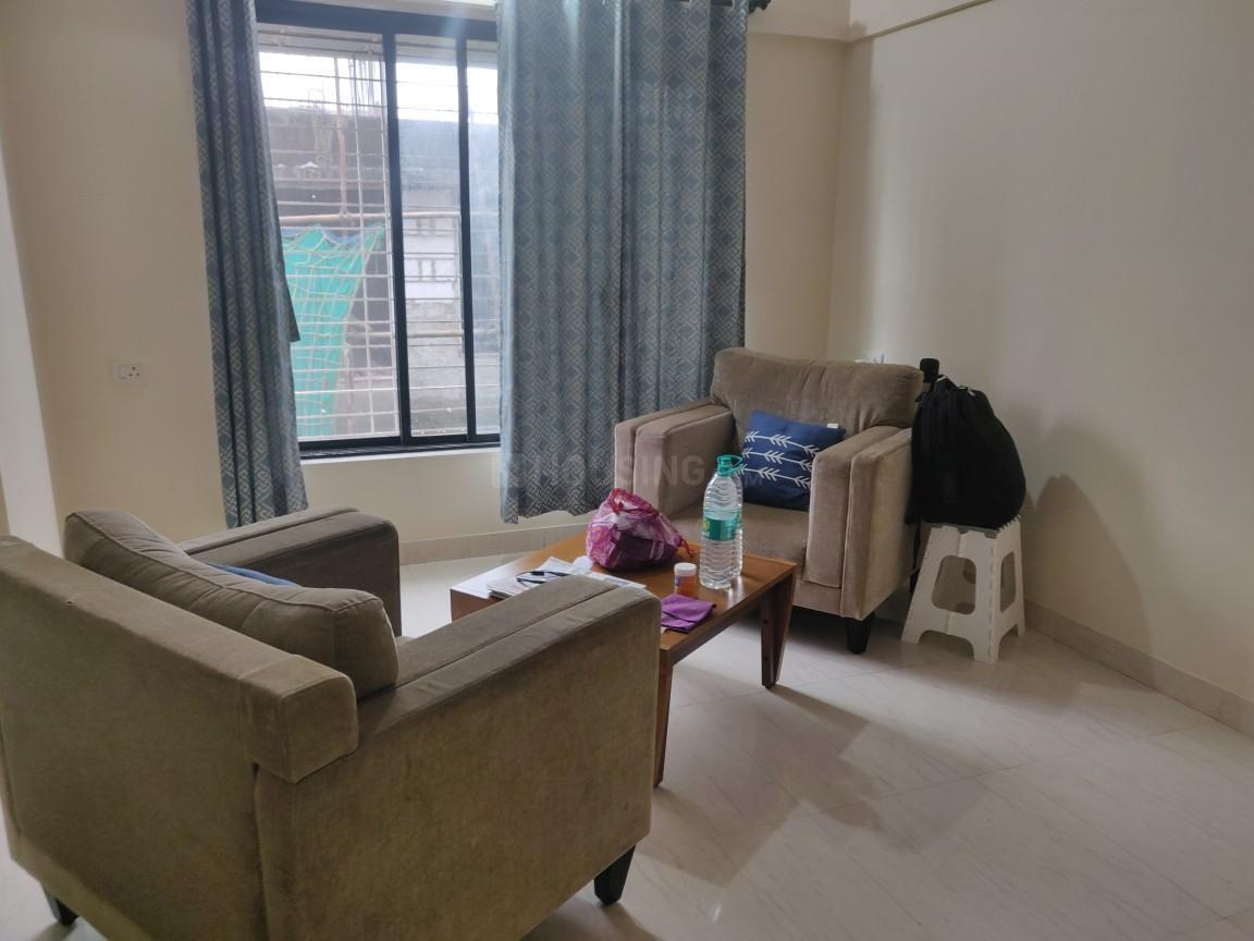 Living Room Image of 525 Sq.ft 1 BHK Apartment for rent in Chembur for 26000