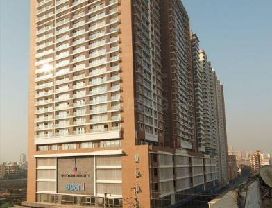 Gallery Cover Image of 2050 Sq.ft 4 BHK Apartment for buy in Adani Western Heights, Andheri West for 72500000