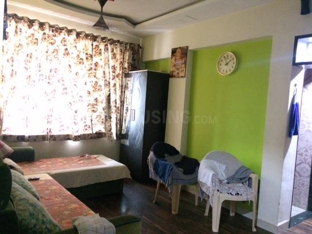 Living Room Image of 690 Sq.ft 2 BHK Apartment for buy in Dombivli West for 5100000