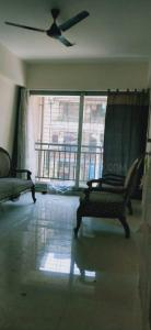 Gallery Cover Image of 645 Sq.ft 1 BHK Apartment for rent in Dev Residency, Kharghar for 15500