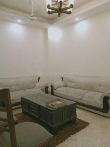 Gallery Cover Image of 1100 Sq.ft 2 BHK Independent House for rent in RWA Block K Lajpat Nagar 2, Lajpat Nagar for 27000