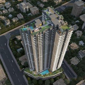 Gallery Cover Image of 577 Sq.ft 1 BHK Apartment for buy in Paradigm Antalya, Jogeshwari West for 6500000
