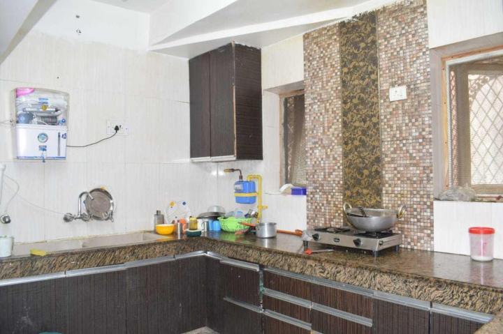 Kitchen Image of Nk Boys PG in Saket