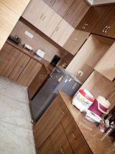 Kitchen Image of PG 3806576 Sector 15 Rohini in Sector 15 Rohini