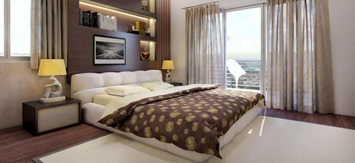 Bedroom Image of 1010 Sq.ft 2 BHK Apartment for buy in New Town for 4095000