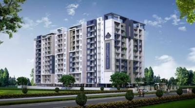 Gallery Cover Image of 1099 Sq.ft 2 BHK Apartment for buy in Imperial Heights, Vaishali Nagar for 3100000