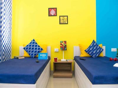 Bedroom Image of Zolo Volantis in Kharadi