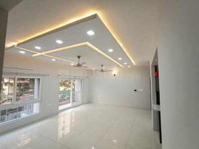 Gallery Cover Image of 1900 Sq.ft 3 BHK Apartment for rent in DNR Reflection, Bellandur for 50000