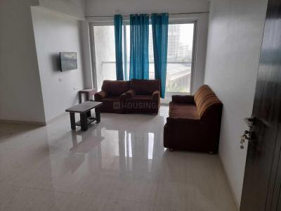 Gallery Cover Image of 1650 Sq.ft 3 BHK Apartment for rent in Airoli for 33000