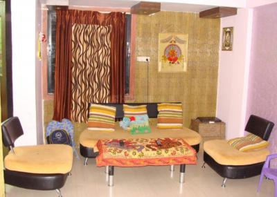 Gallery Cover Image of 1200 Sq.ft 2 BHK Apartment for rent in Shankar Apartments, Kharghar for 20000