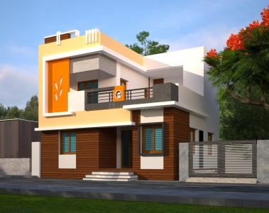Gallery Cover Image of 600 Sq.ft 2 BHK Villa for buy in Avadi for 3300000