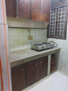 Kitchen Image of Ankita's PG in Khirki Extension
